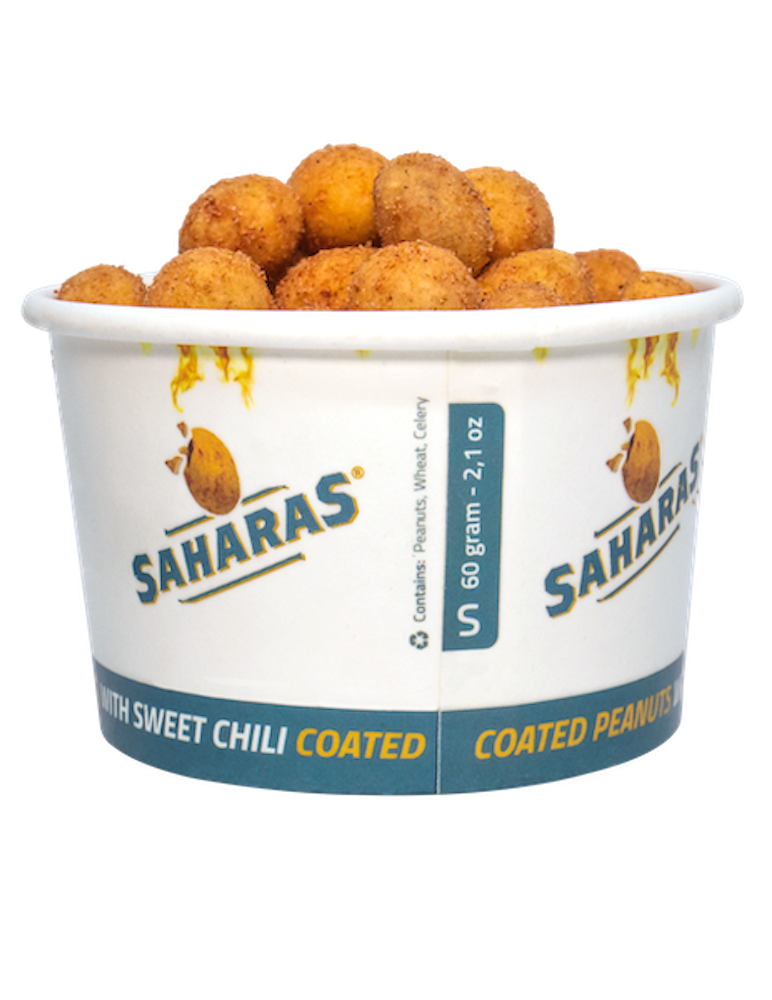 Saharas Nuts